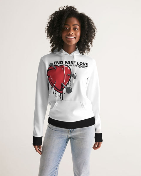 JF End Fake Love T-shirt Women's Hoodie