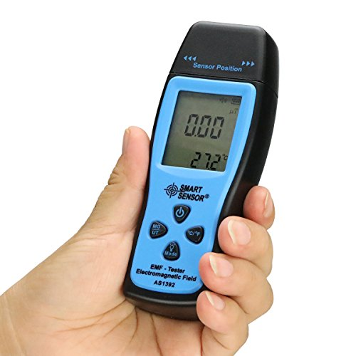 EMF Electromagnetic Field Radiation Detector
