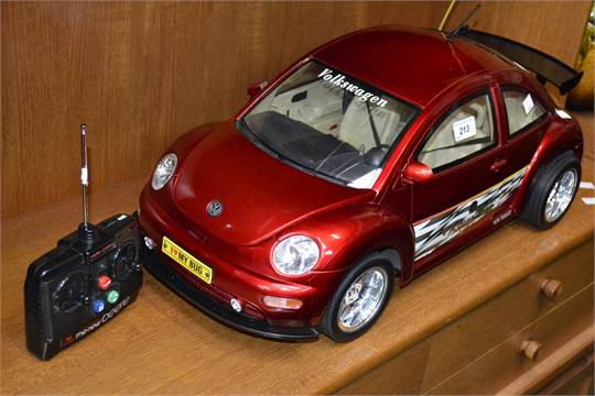 New Bright 1:6 VW Beetle (Radio Controlled)