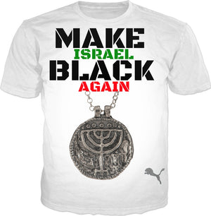 Make Israel Black Again