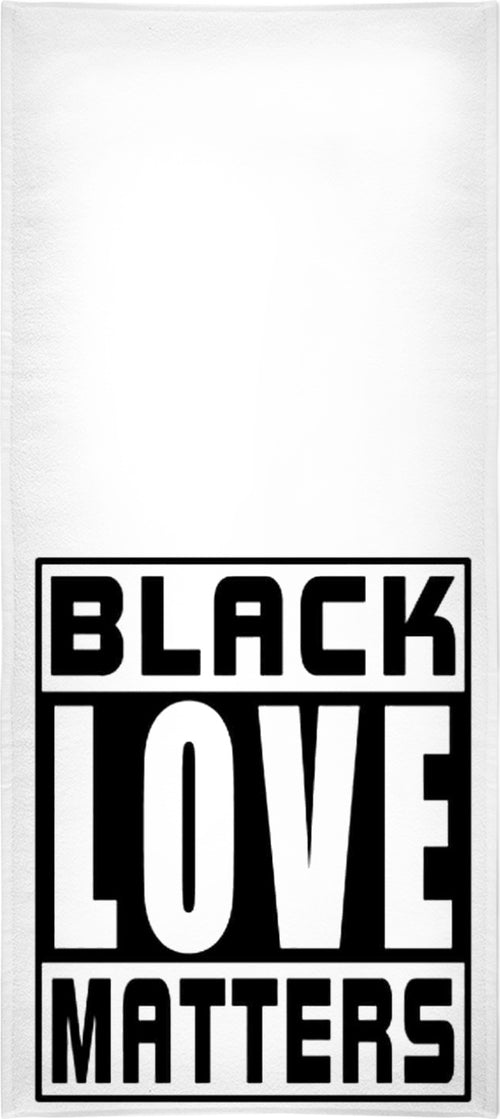 Towel - #BlackLoveMatters
