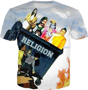 False Religion Tshirt