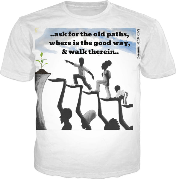 The Old Path Tshirt