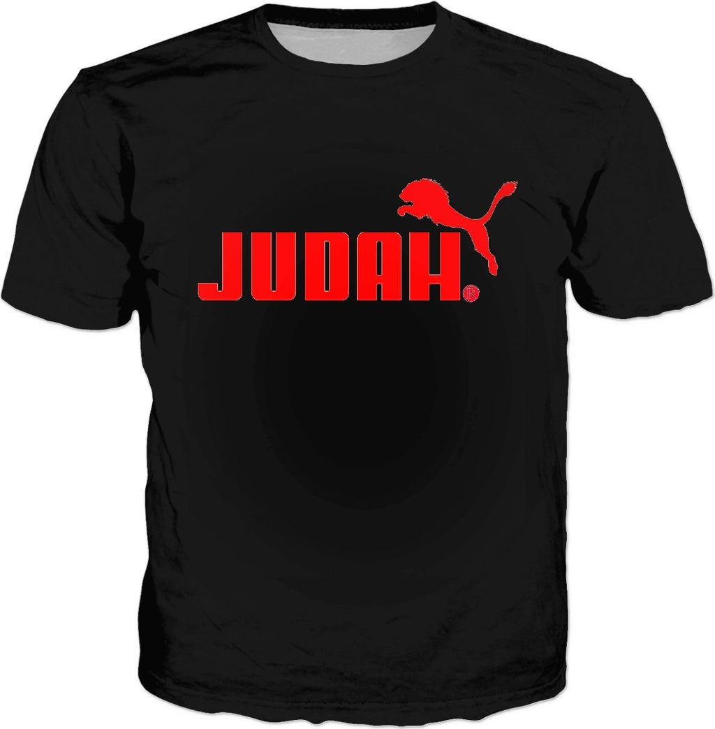 Black Judah Tshirt