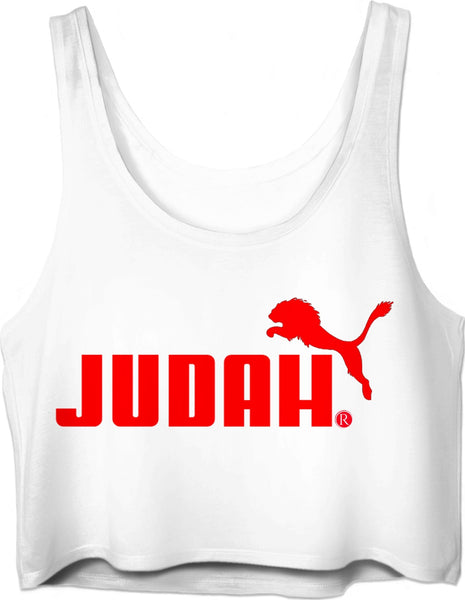 Judah Crop Top