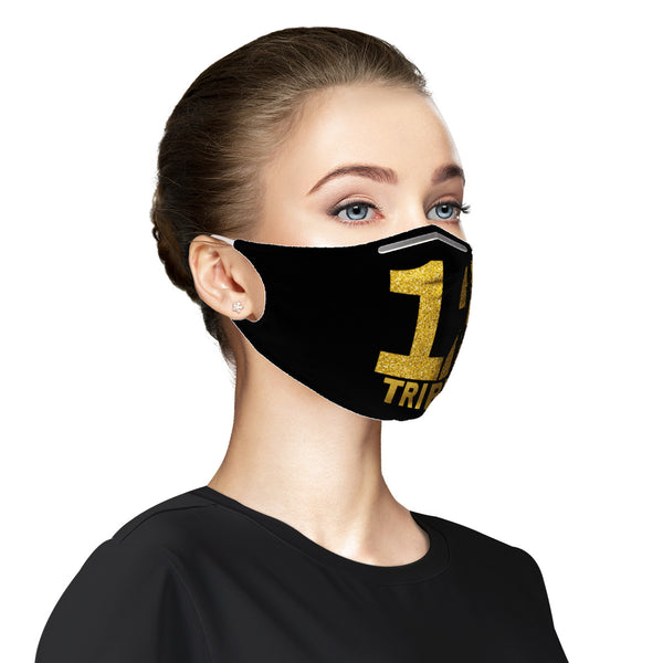 JF #12Tribes Face Mask