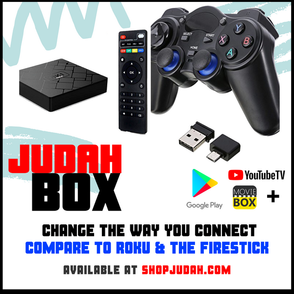 The JudahBox TV System