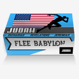 JF Flee Babylon High Top Sneakers (m)