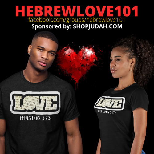 JF LOVE (HebrewLove) T-shirt