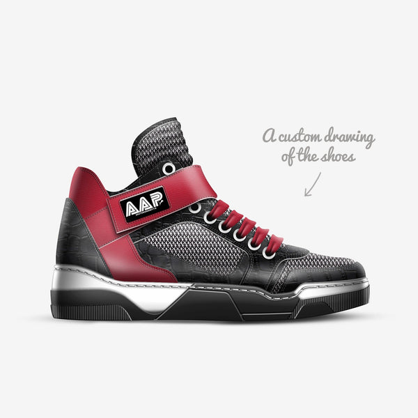 JF AAP19 Luxury Sneakers