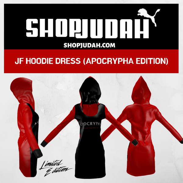 Signature Hooded Dress (Apocrypha Edition)