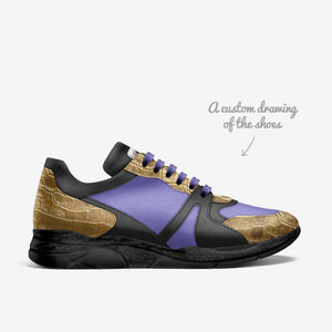 JF LMPG (PG) Luxury Sneakers