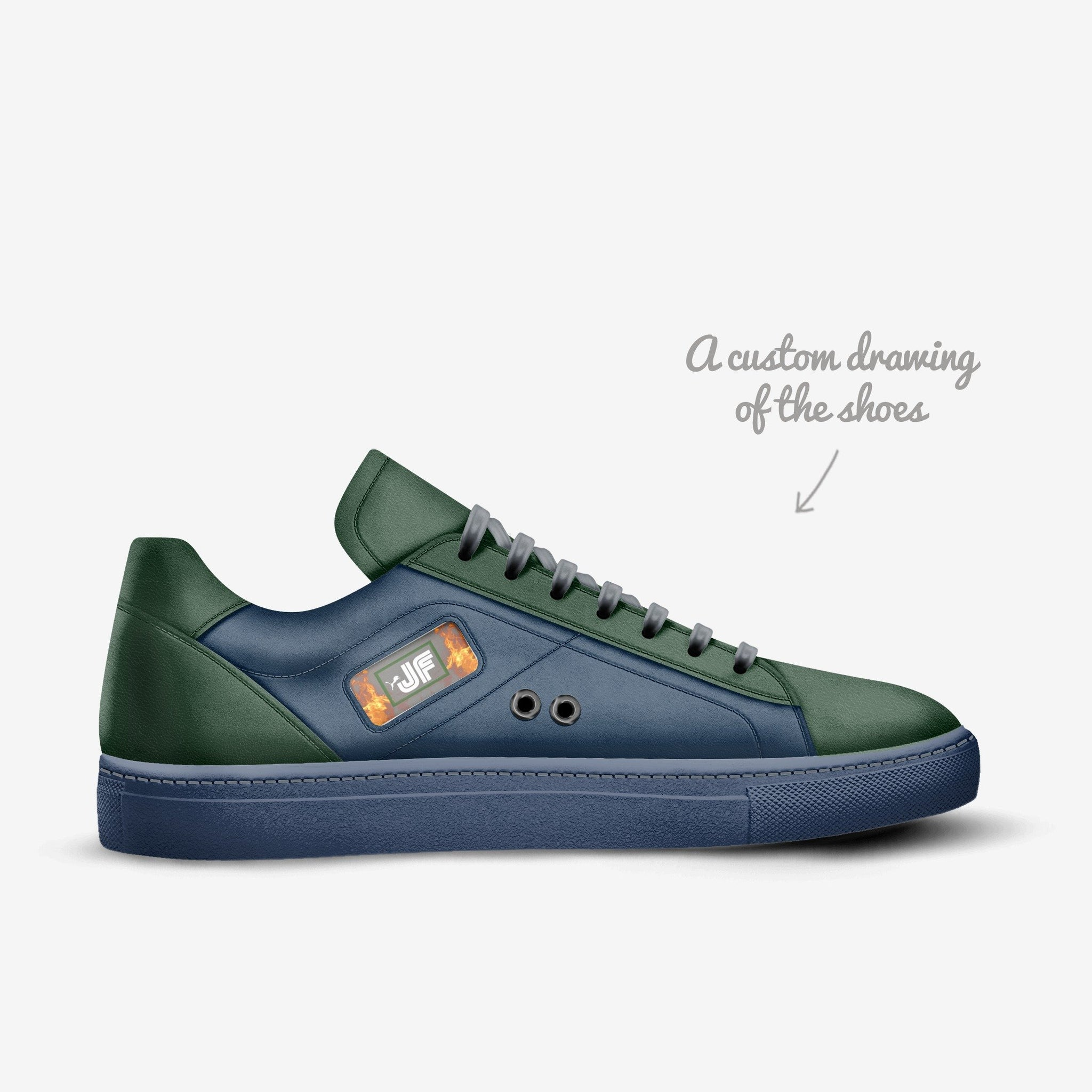JF LT2019 Luxury Sneakers