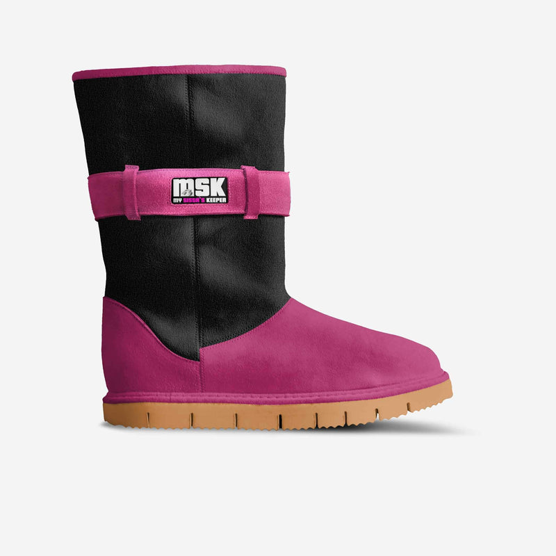 JF MSK19's (Soft Leather) Luxury Winter Boots