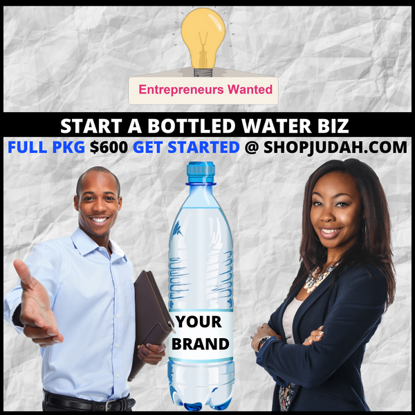YBW -Your Branded Water!