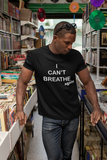JF #ICantBreathe Again Short-Sleeve Unisex T-Shirt