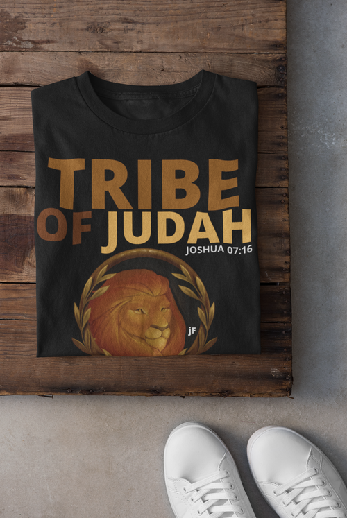 JF Tribe of Judah (Royalty) Unisex T-Shirt