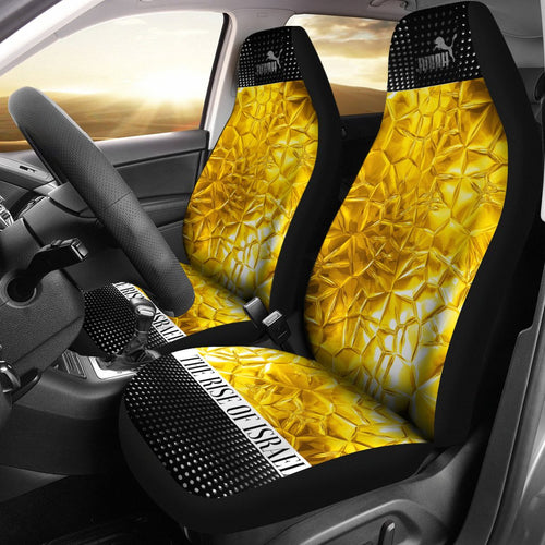 JF Solomon Gold Seat Covers
