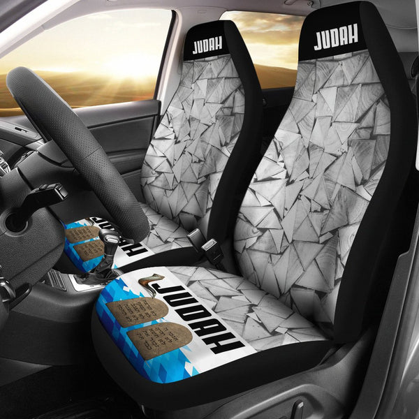 JF Tribe of Judah Car Seat Covers