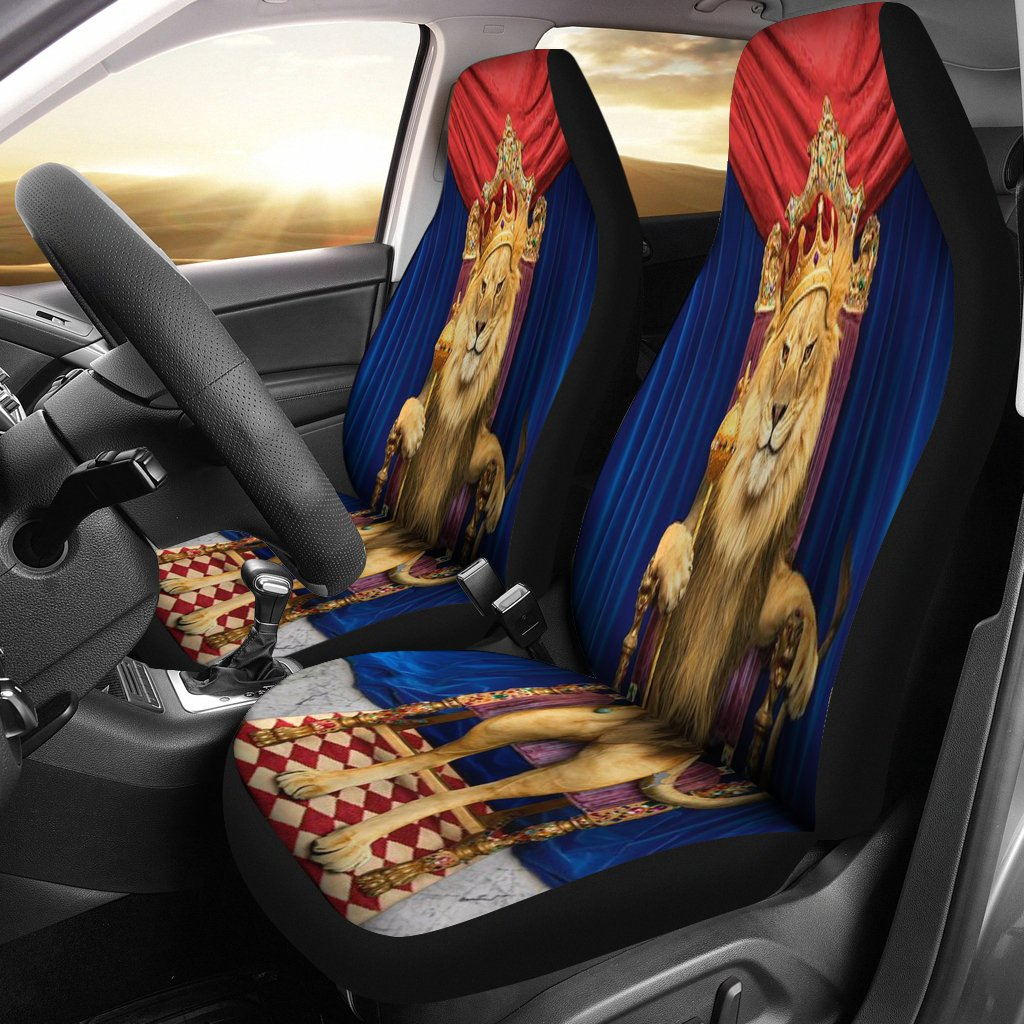 JF Royal Lion Car Seat Covers