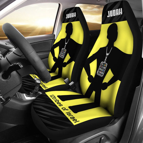JF Sons of God Car Seat Covers