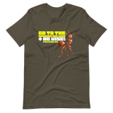 JF Go To The Ant Short-Sleeve Unisex T-Shirt