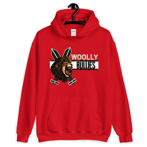The Official Woolly Bullies Hoodie (u)