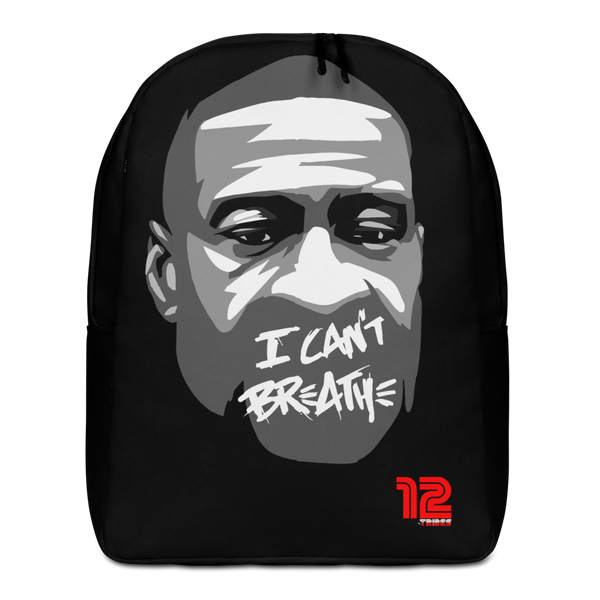 JF #Icantbreath Minimalist (3) Backpack