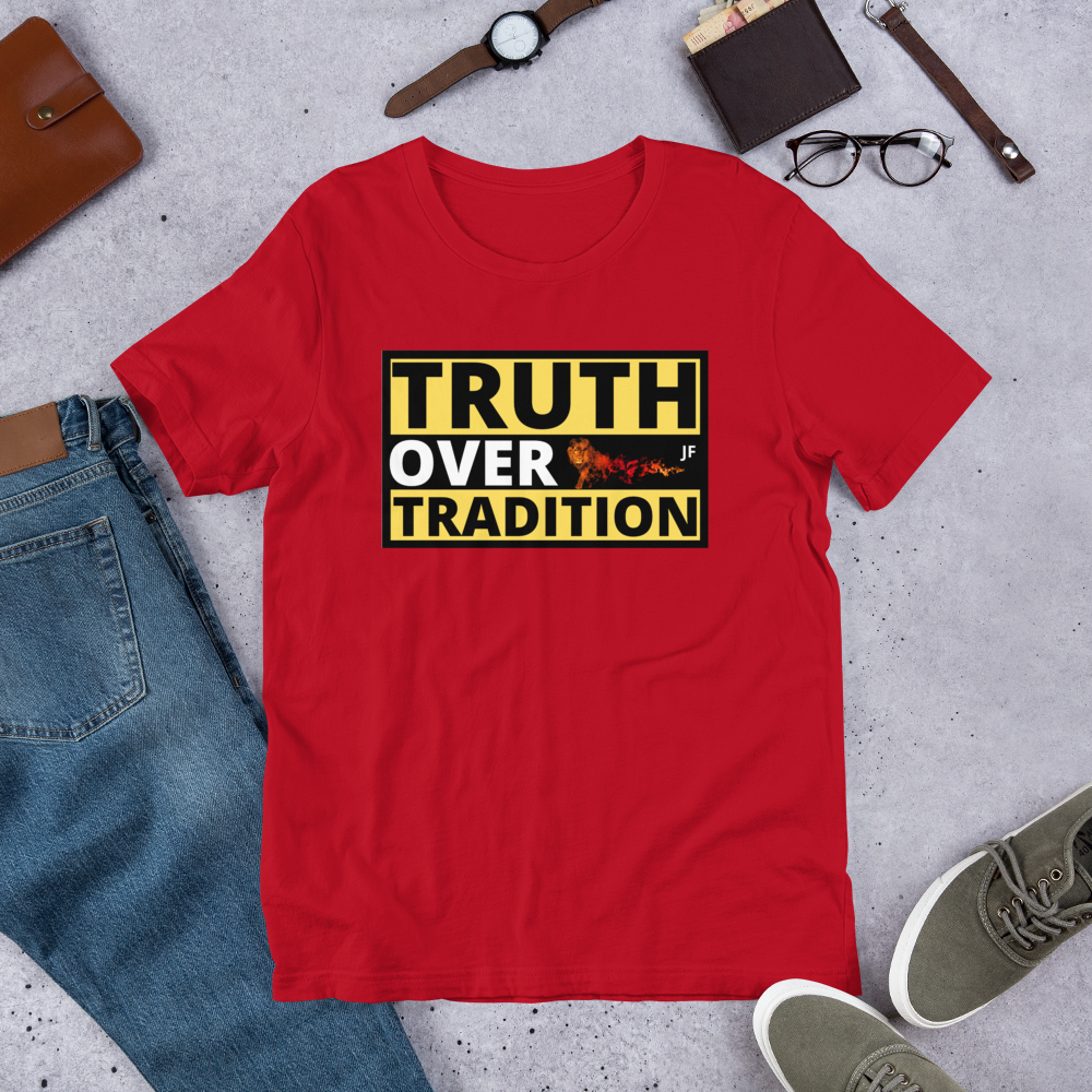 JF Truth-Over-Tradition