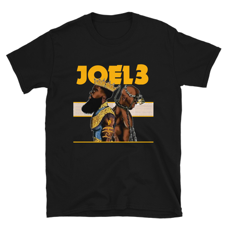 JF Revolution Short-Sleeve Unisex T-Shirt