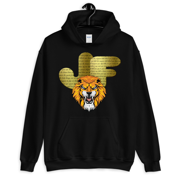 JF Signature Judah Fashion Lion Hoodie