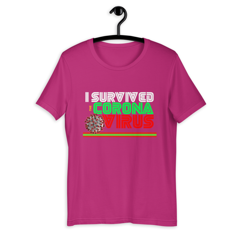 I Survived the CoronaVirus T-shirt