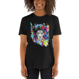JF Ladies Lioness of Color T-shirt