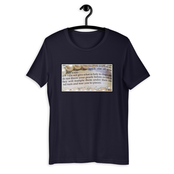 JF Pearls Short-Sleeve Unisex T-Shirt