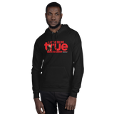 JF Let God Be True Unisex Fleece Hoodie