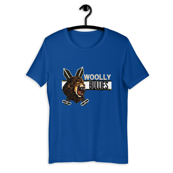 JF Official Woolly Bullies Short-Sleeve T-Shirt
