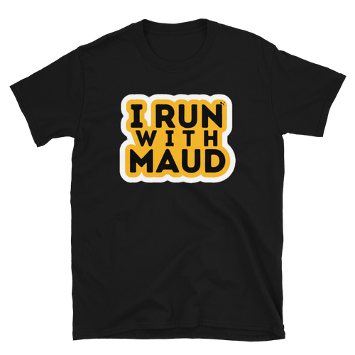 I Run with Maud (Ahmaud Arbery)