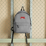JF signsture Embroidered Backpack