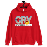 JF The Cry of Wisdom Hoodie