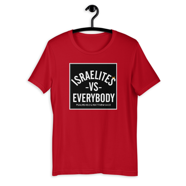 Israelites vs Everybody Short-Sleeve T-Shirt