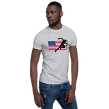 Flee Babylon Short-Sleeve Unisex T-Shirt