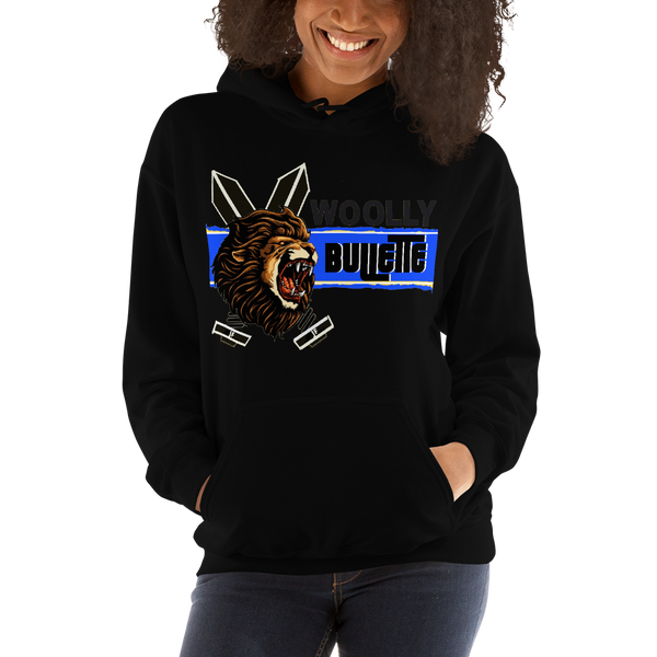 Official Woolly Bullette Hoodie