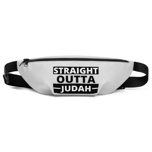 JF Straight Outta Judah Fanny Pack