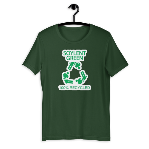 JF Soylent Green Short-Sleeve Unisex T-Shirt