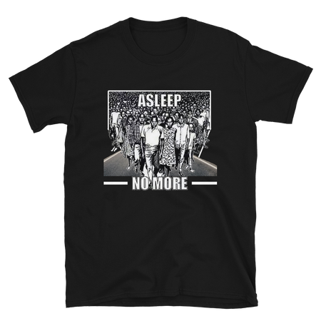 JF HATED FOR MY NAMES SAKE Short-Sleeve Unisex T-Shirt