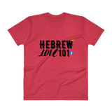 HebrewLove101 V-Neck T-Shirt