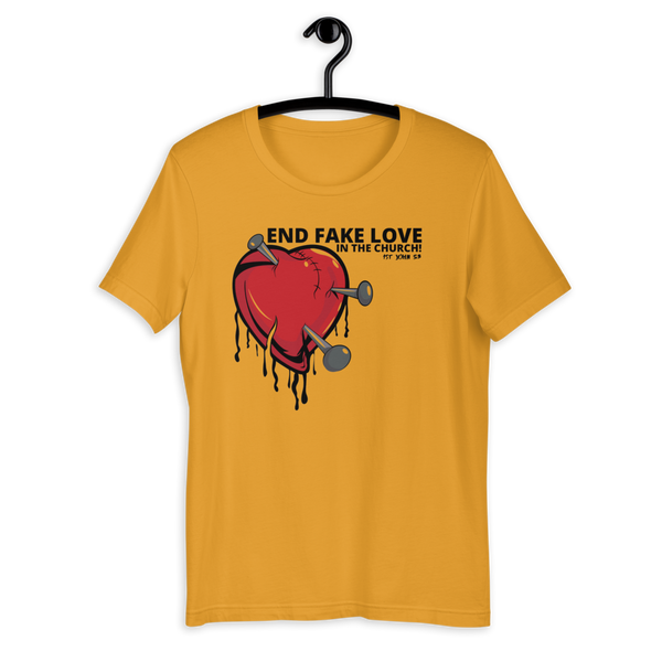 JF End Fake Love Short-Sleeve Unisex T-Shirt