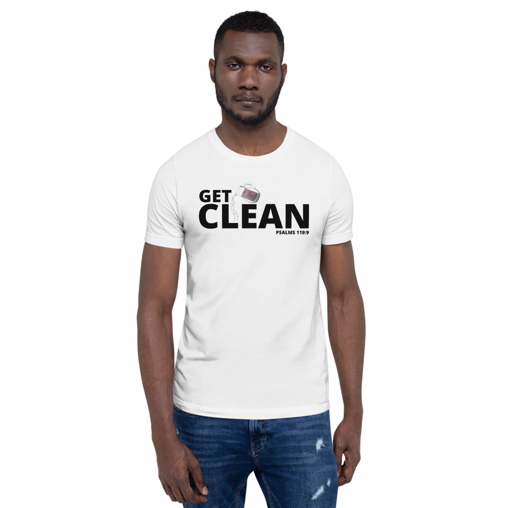 JF Get  Clean T-shirt