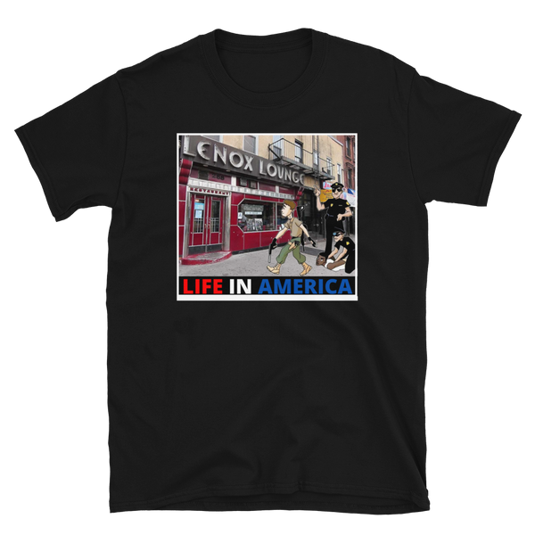 JF Life in America Short-Sleeve Unisex T-Shirt