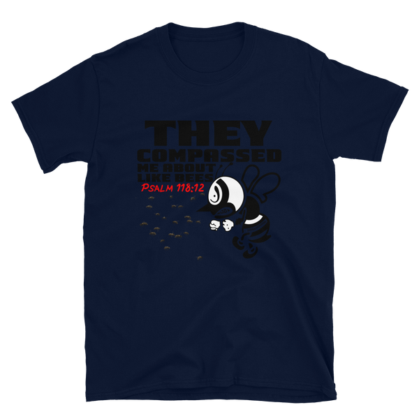 JF Compassed Short-Sleeve Unisex T-Shirt